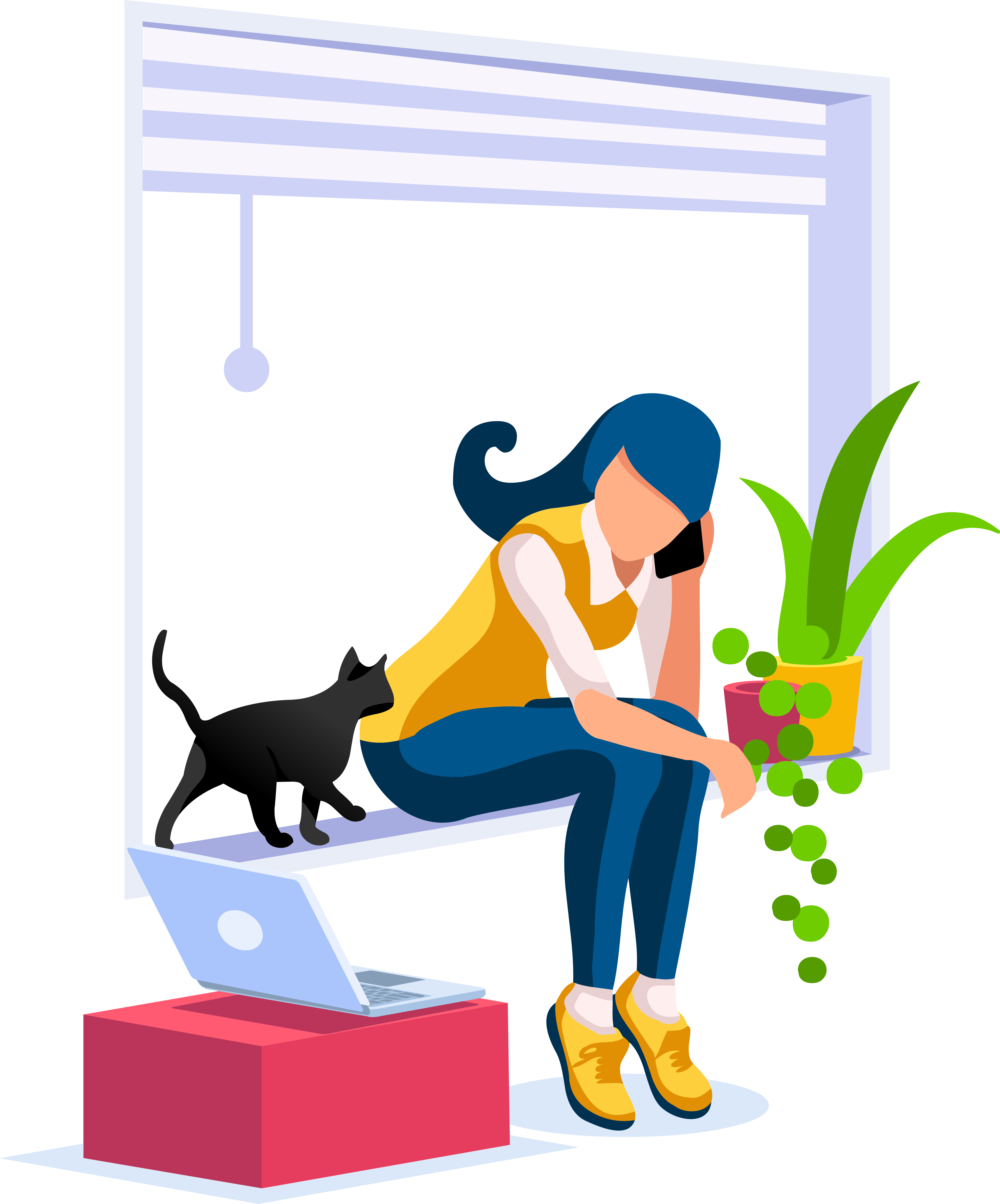 Home-Office-Isometric-People-Collection-07